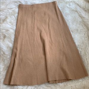 NWT Banana Republic Knit Midi Skirt